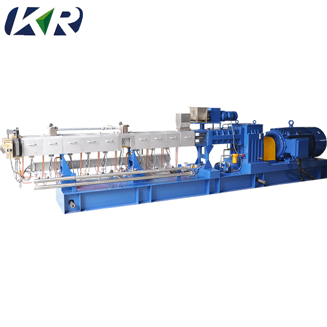 Co-rotating Twin Screw Extruder3
