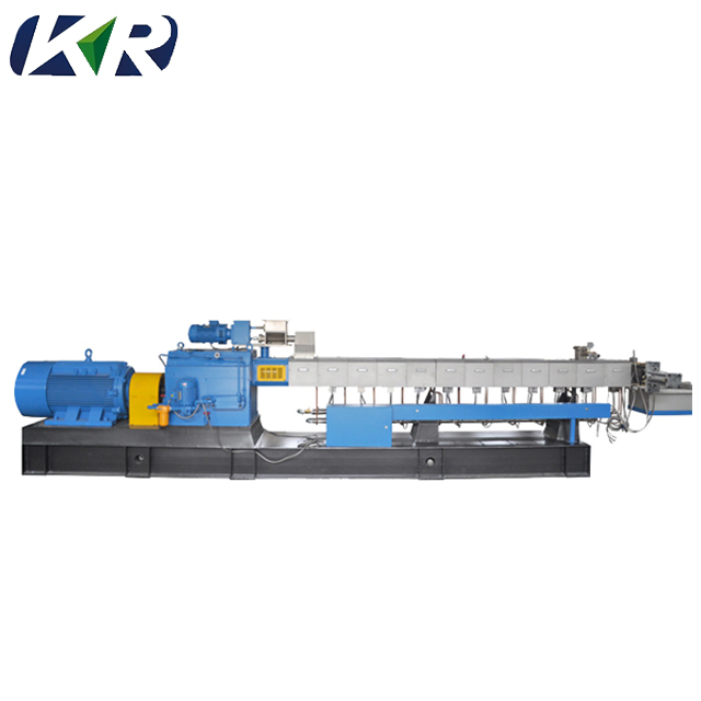 Co-rotating Twin Screw Extruder4