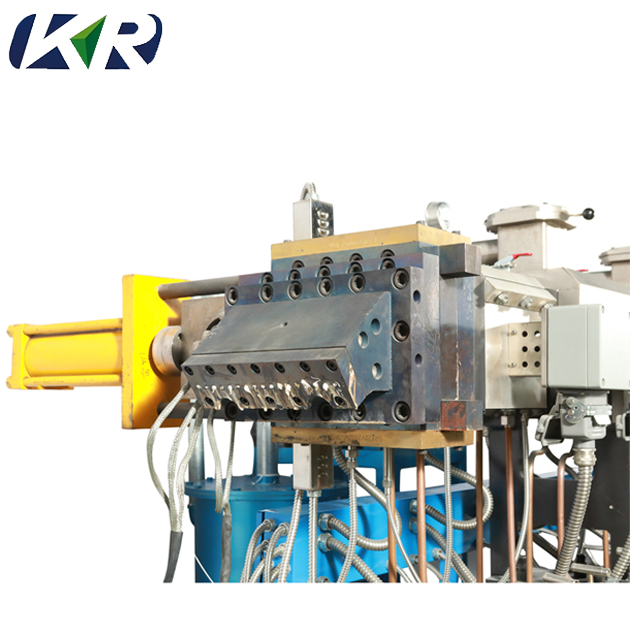 Co-rotating Twin Screw Extruder5