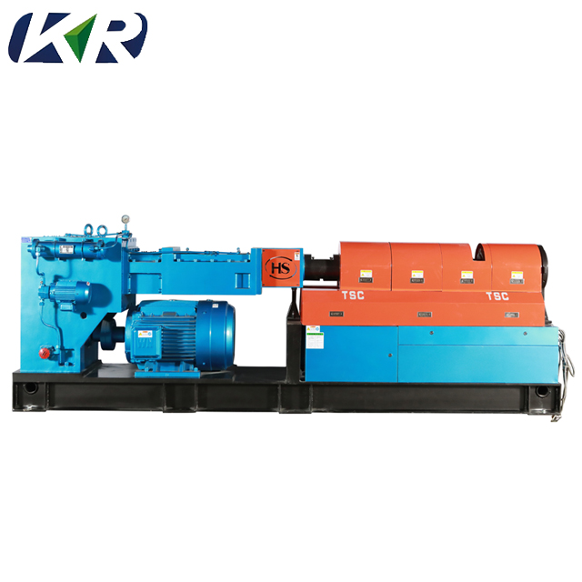 Counter Rotating Twin Screw Extruder1