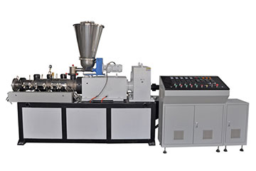 PVC-Conical Twin Screw Extruder